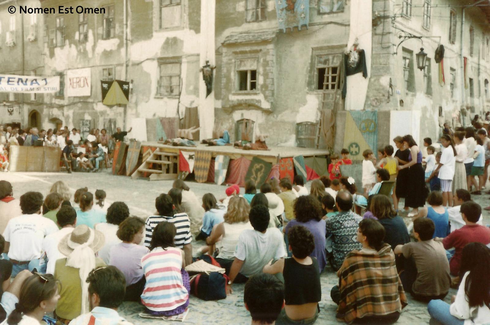 Festivalul de Artă Medievală de la Sighişoara 1995
