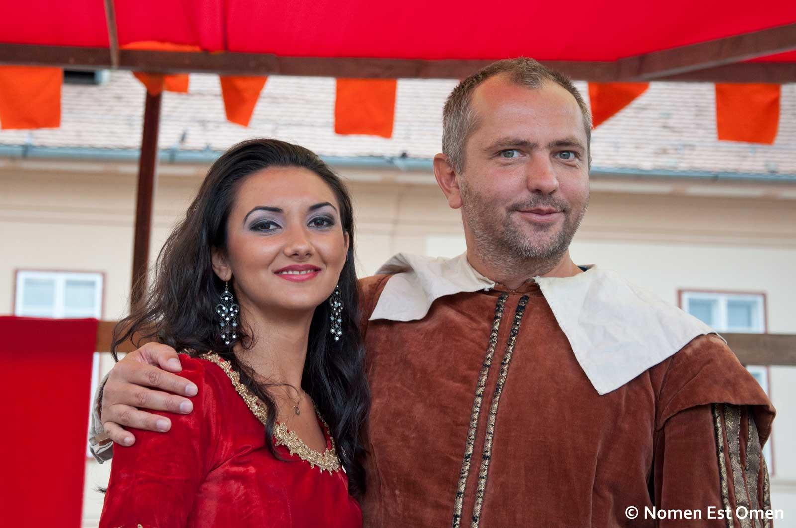 Cetati Transilvane Diana Bradean si Mihai Plamadeala