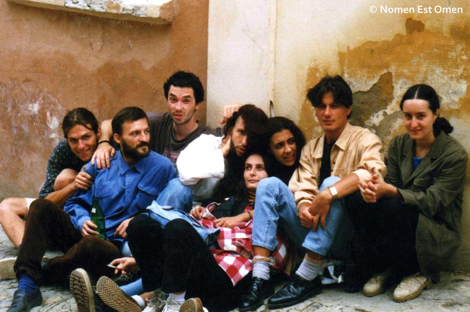 Nomen Est Omen la Sighisoara Medievala 1996