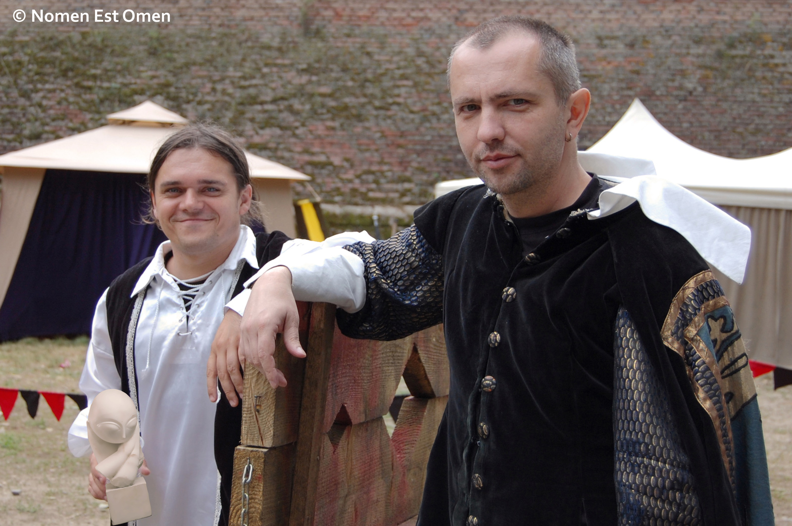 tabara medievala