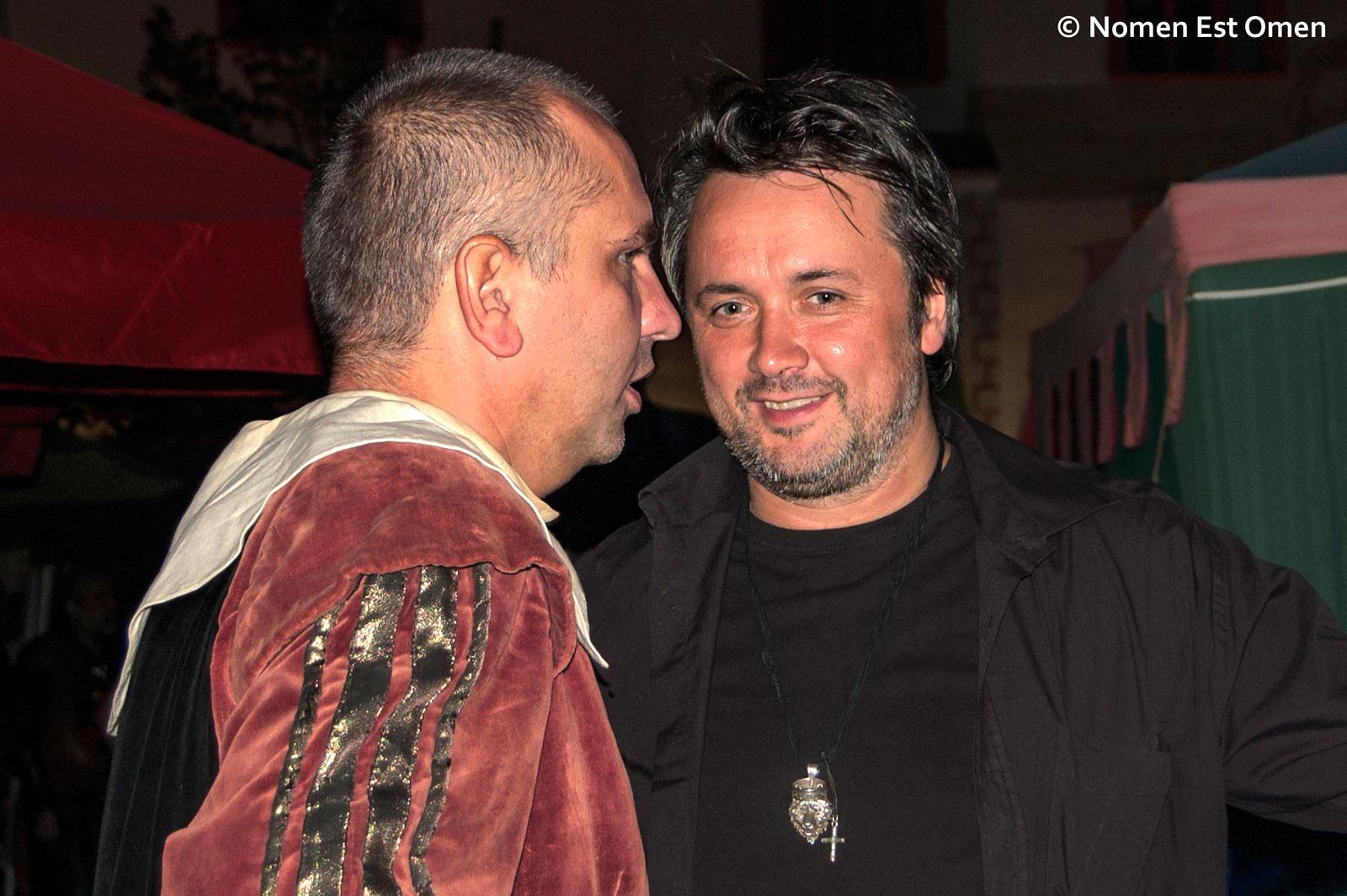 Mihai Plămădeală & Liviu Pancu