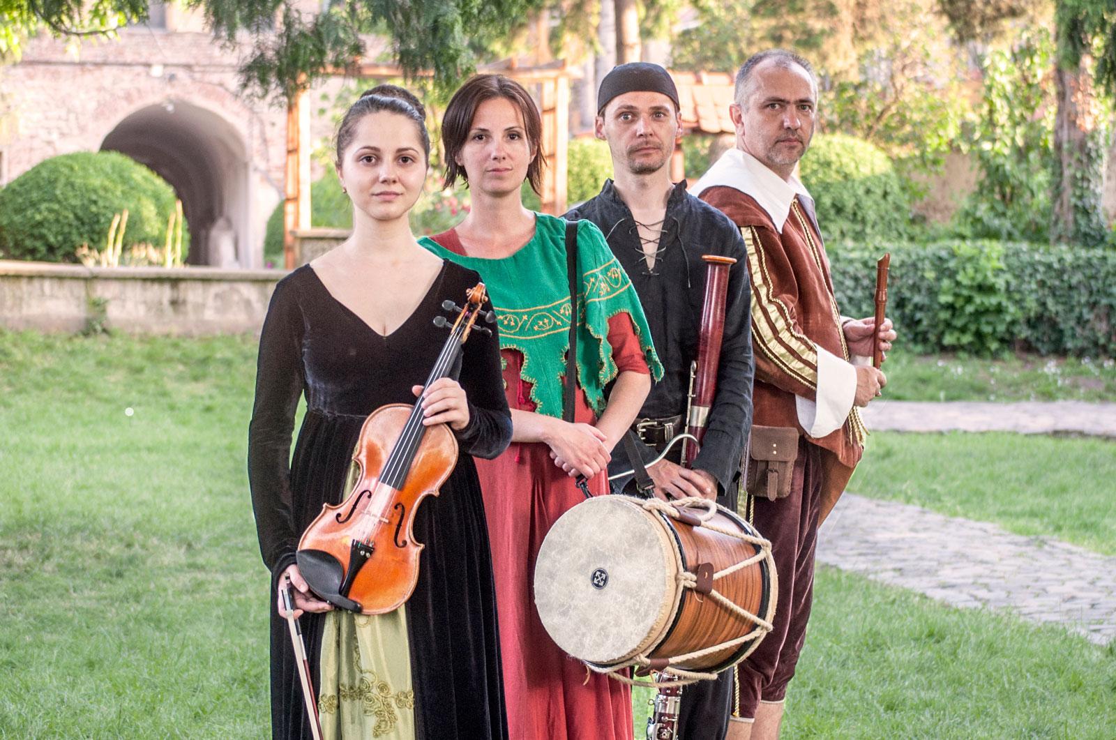 Nomen Est Omen Medieval and Renaissance band