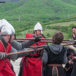 Garda de Mureş (intră) în acţiune