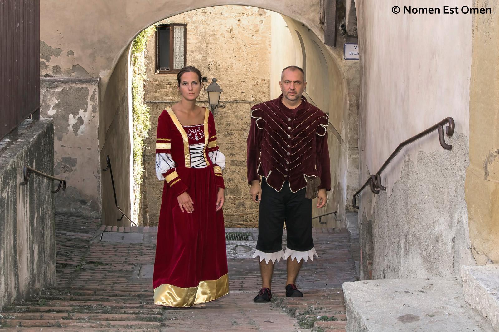 Nomen Est Omen in Italia