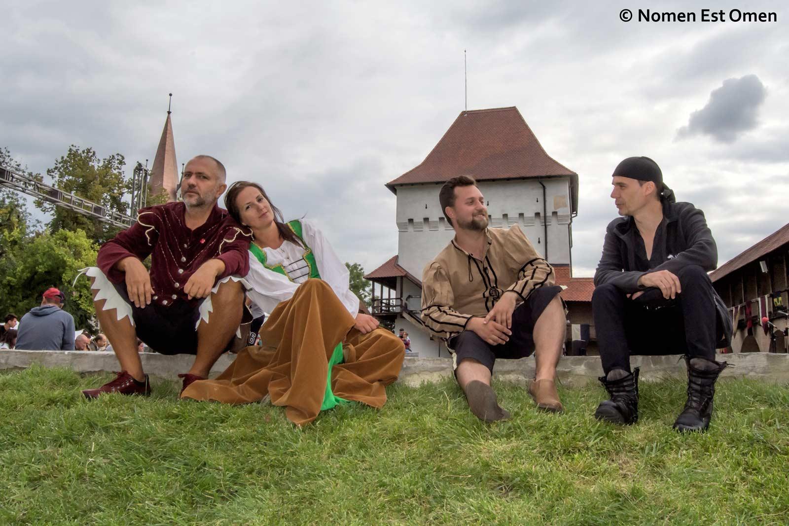 Nomen Est Omen în Cetatea Târgu Mureş