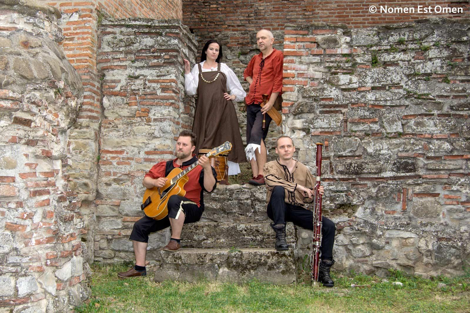 Muzica medievala in 2019