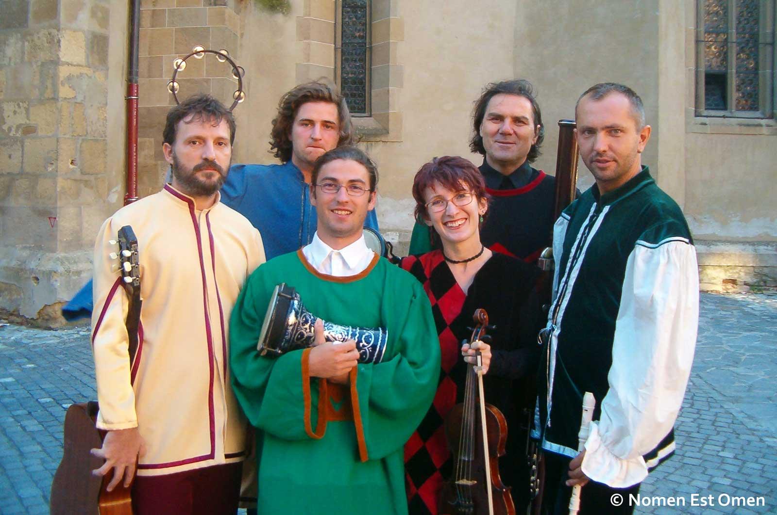 Festivalul Medieval Cetati Transilvane Sibiu