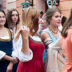 Povestea fetelor din Sighişoara