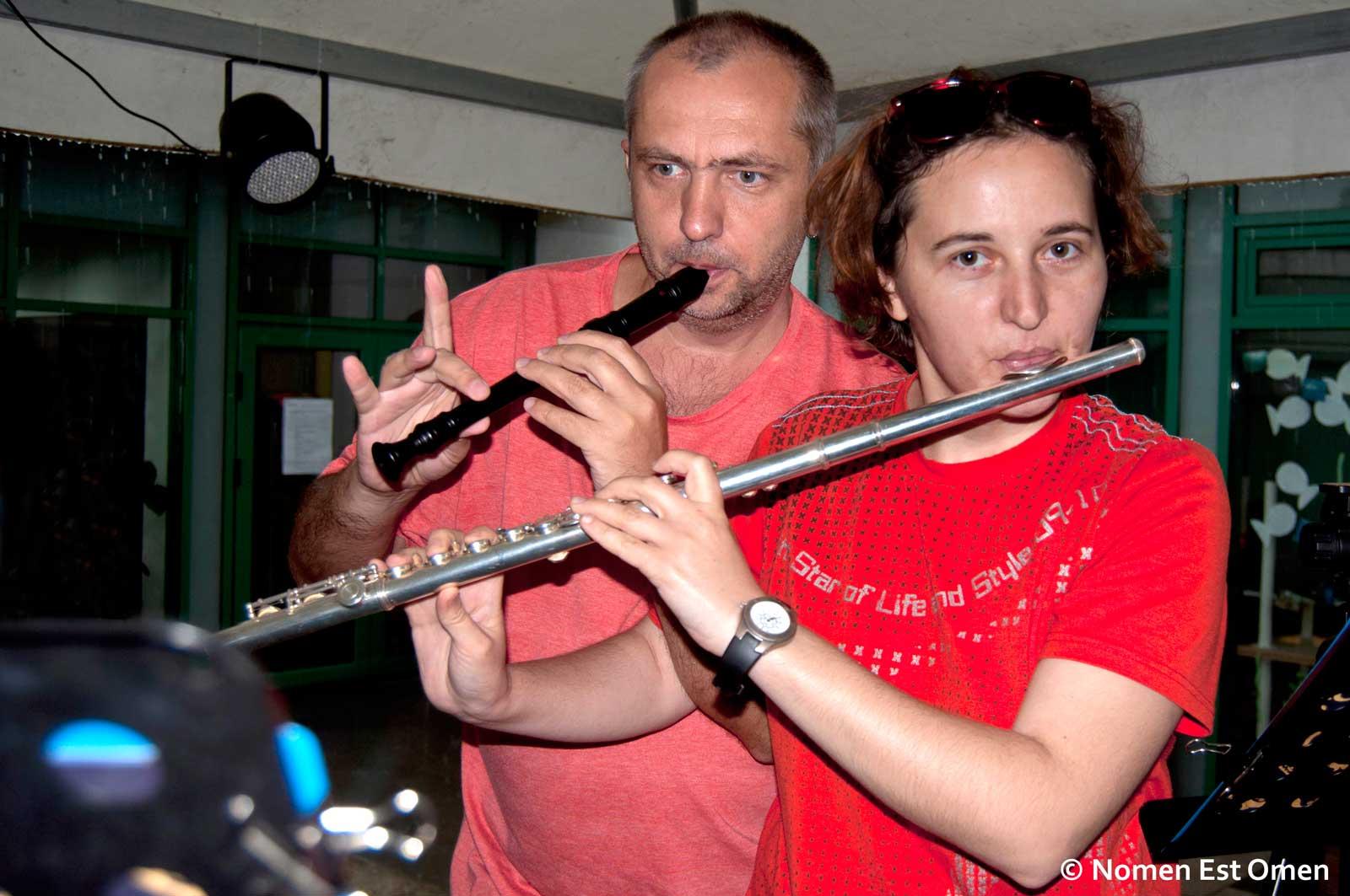 Mihai si Gisela Nomen Est Omen
