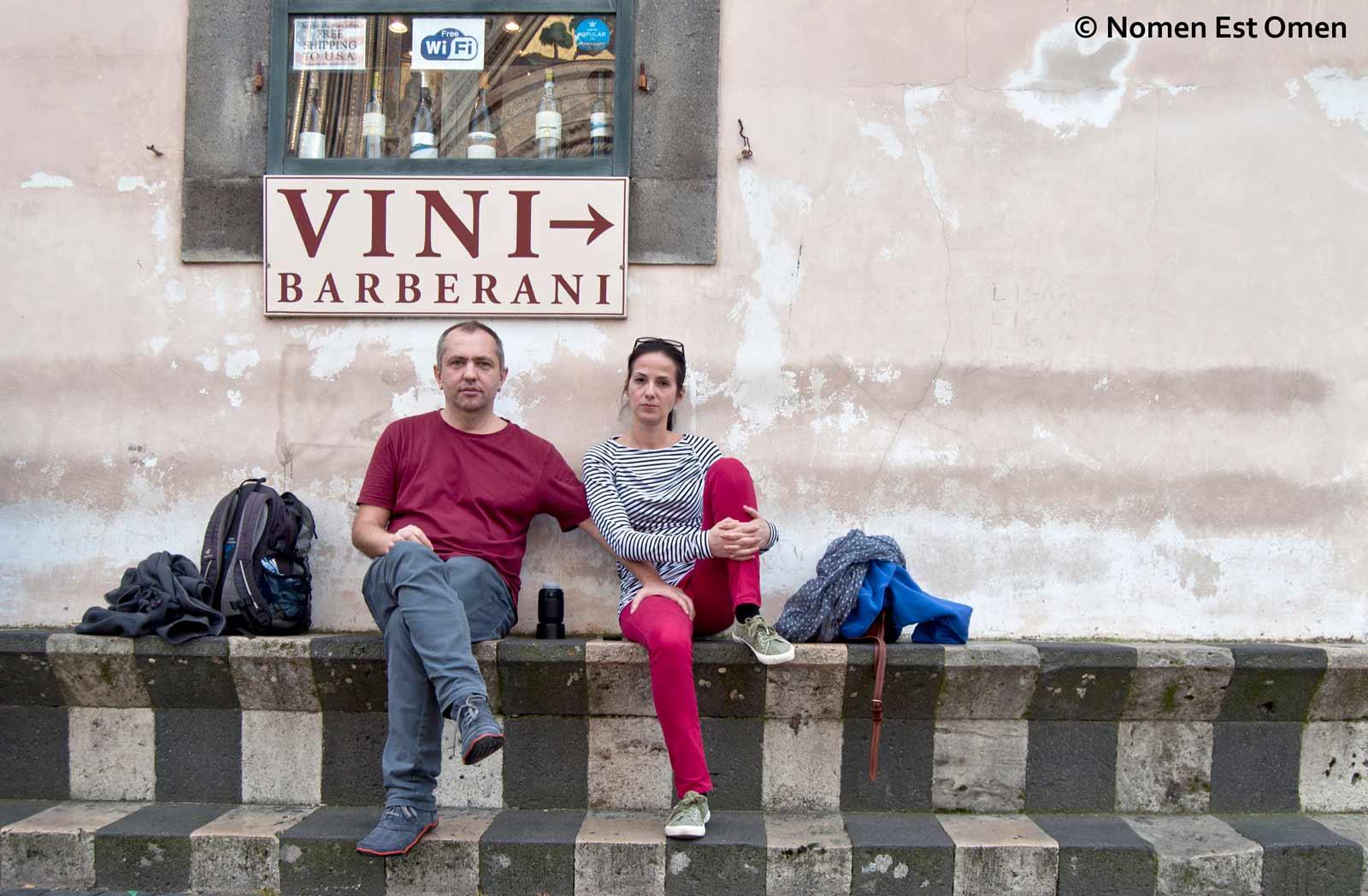 Nomen Est Omen la Orvieto