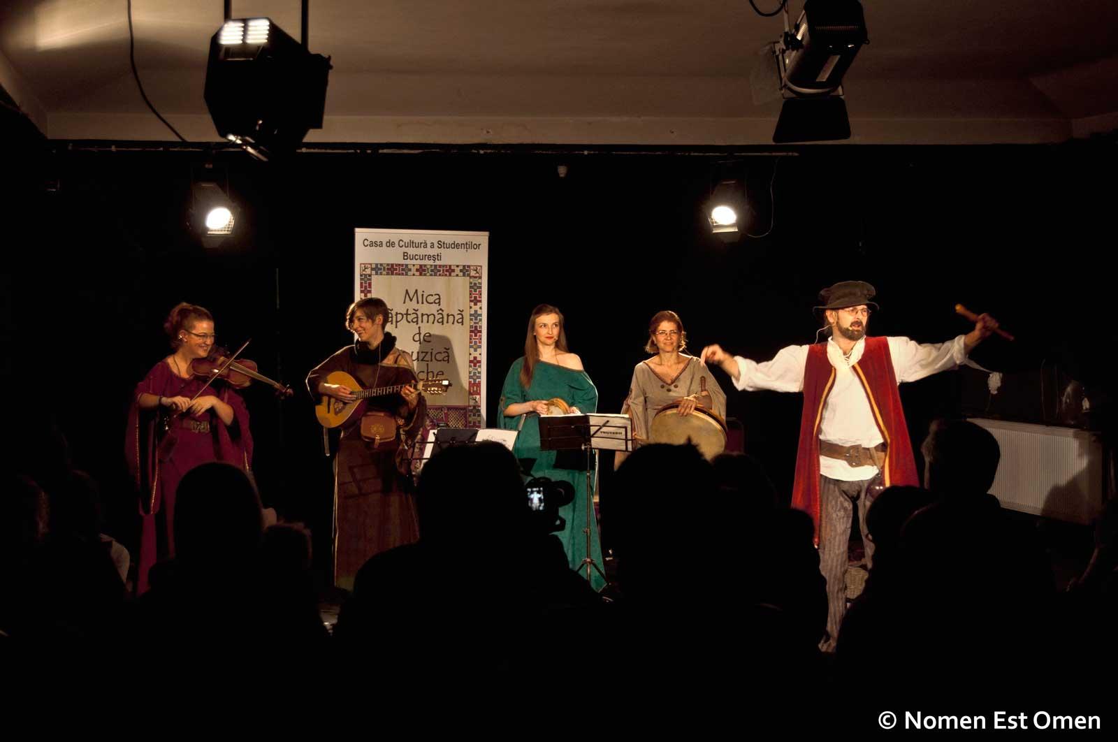 Truverii in concert