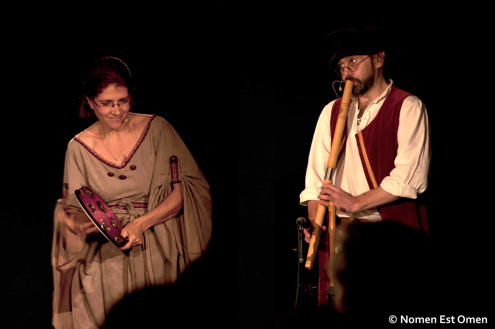 Truverii - Carmen si Mihai