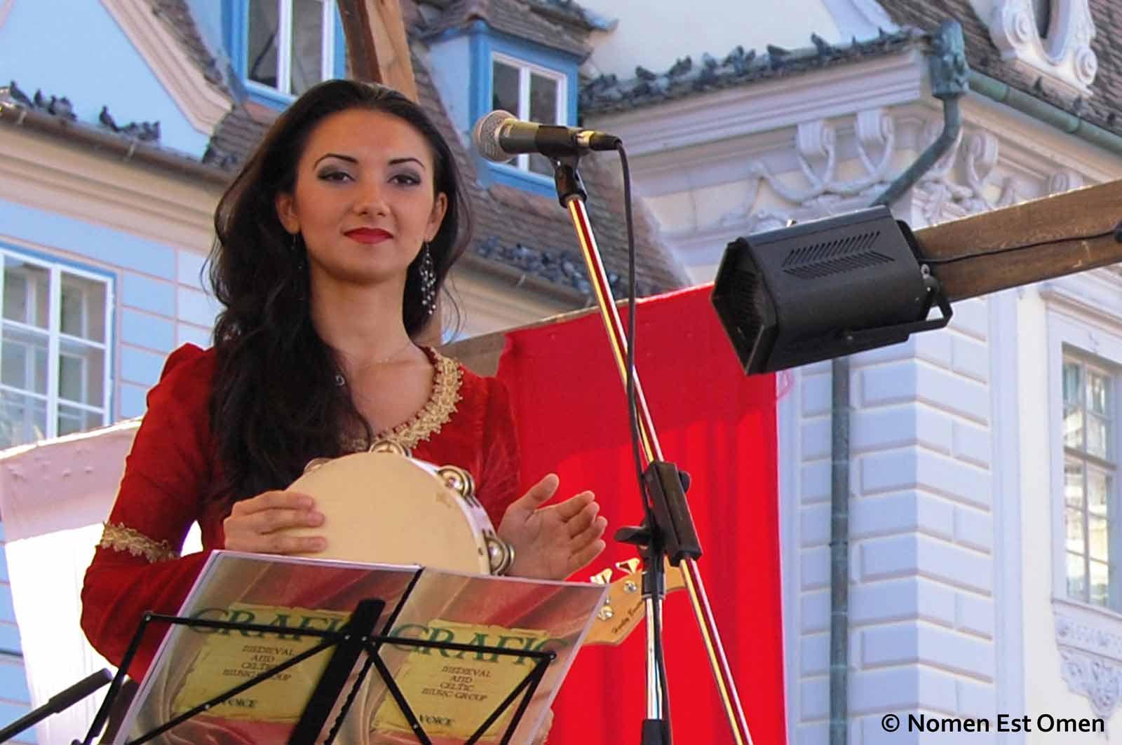 Sibiu Festival - Diana Bradean