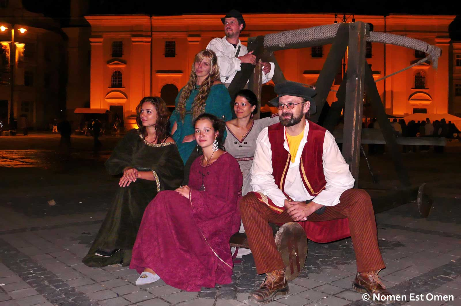 Truverii la Cetati Transilvane Sibiu