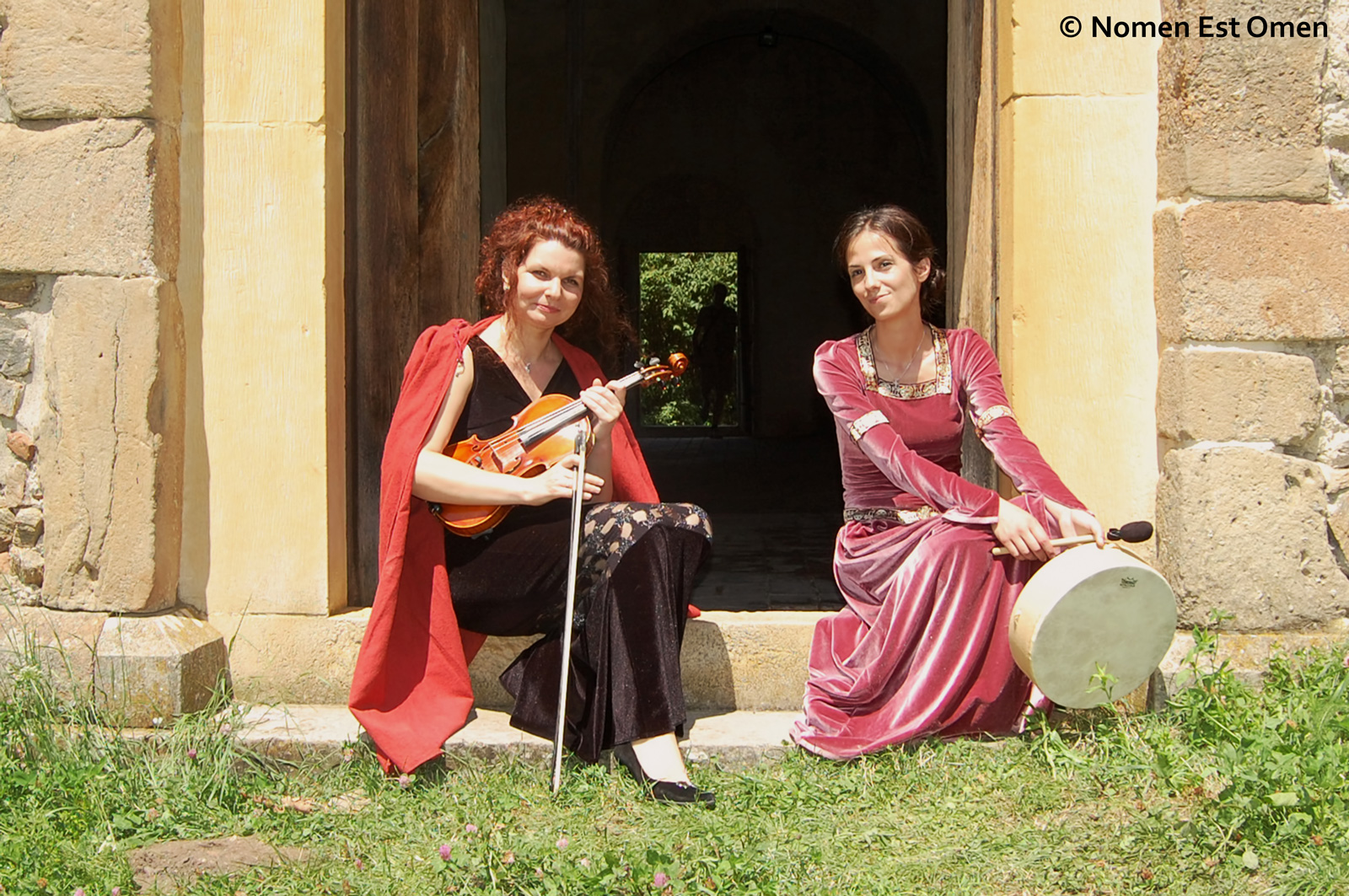 Nomen Est Omen in the fortified churches in Transylvania - Cisnadioara