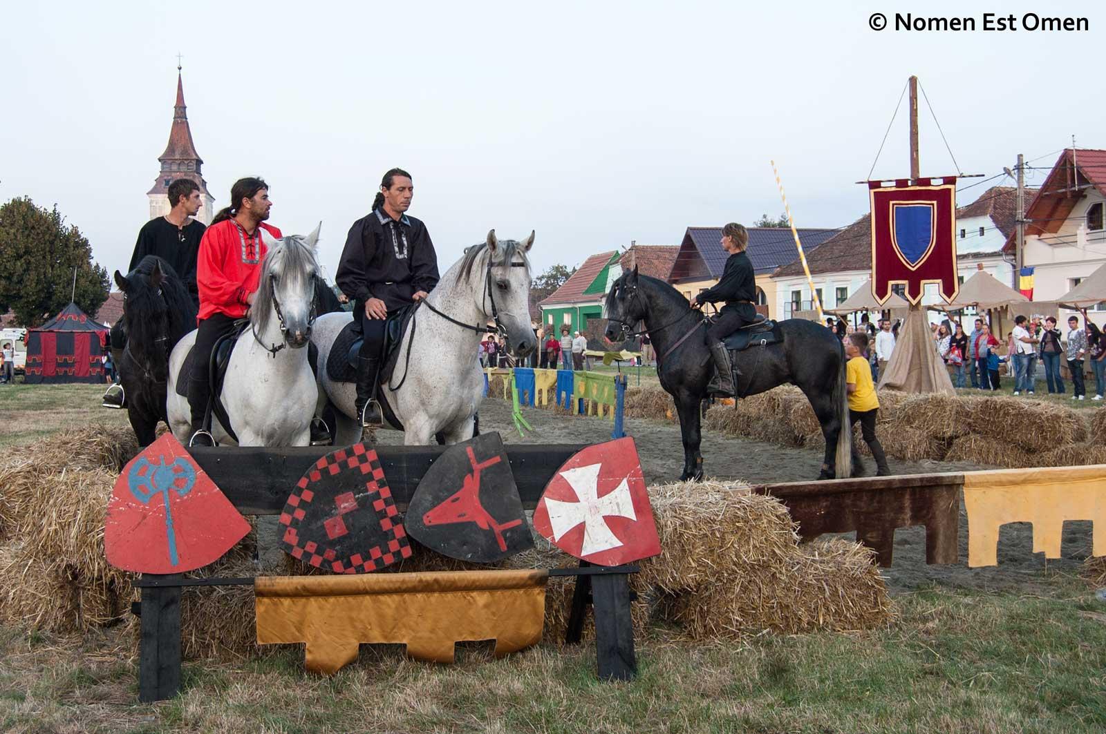 turnirurile medievale