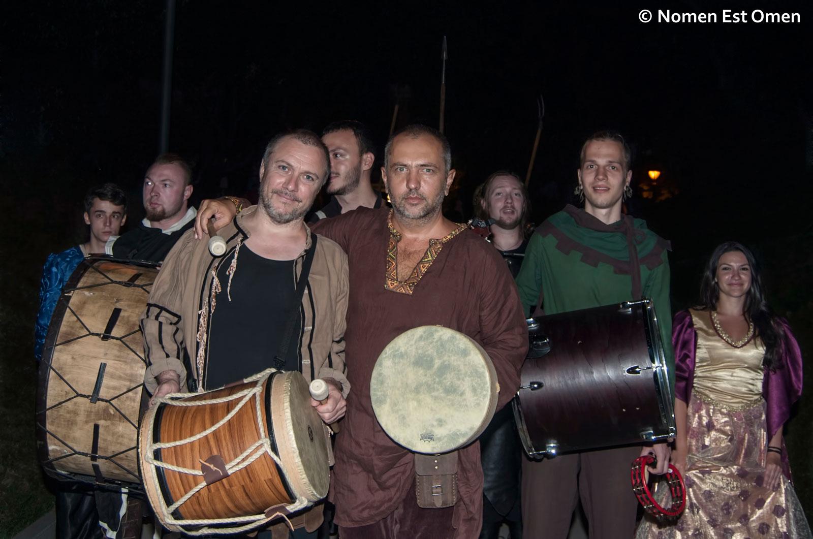 Nomen Est Omen si Obscurus Orbis la Sibiu