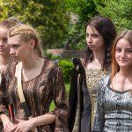 Povestea celor patru fete