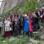 Medieval Festival in Deva