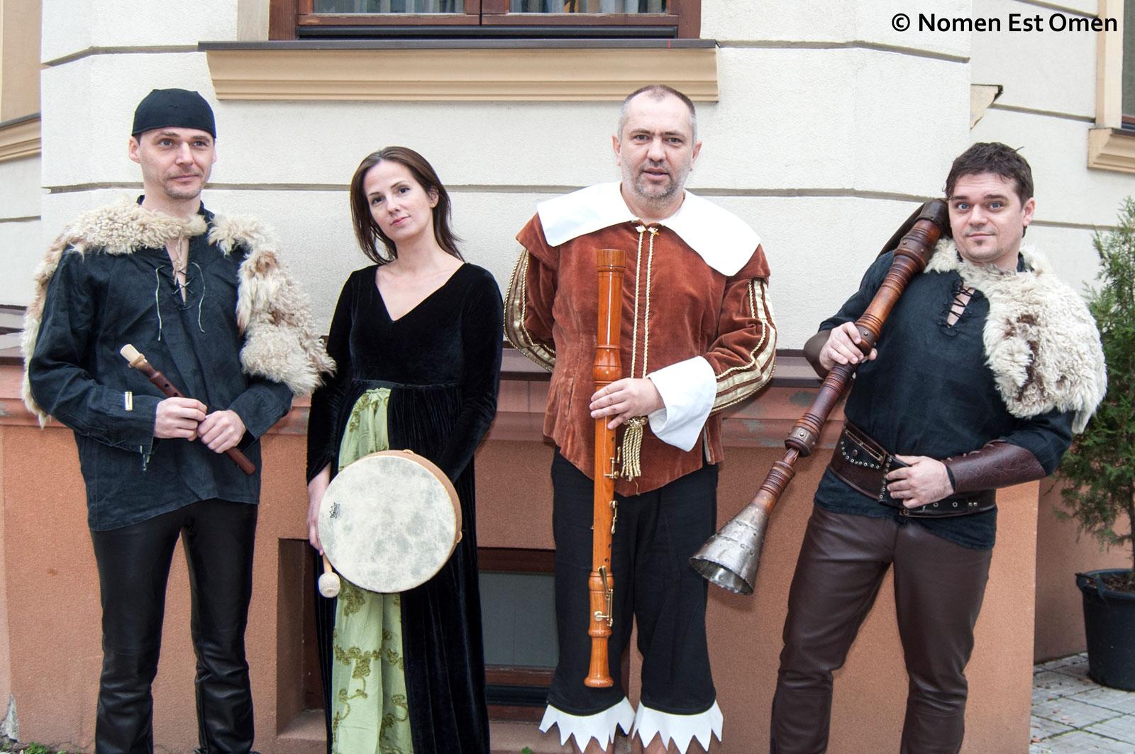 Cristi, Anca, Mihai & Marcel