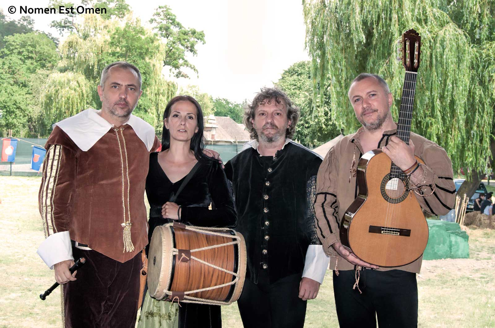 Nomen Est Omen la Festivalul Medieval de la Targu Neamt 2015