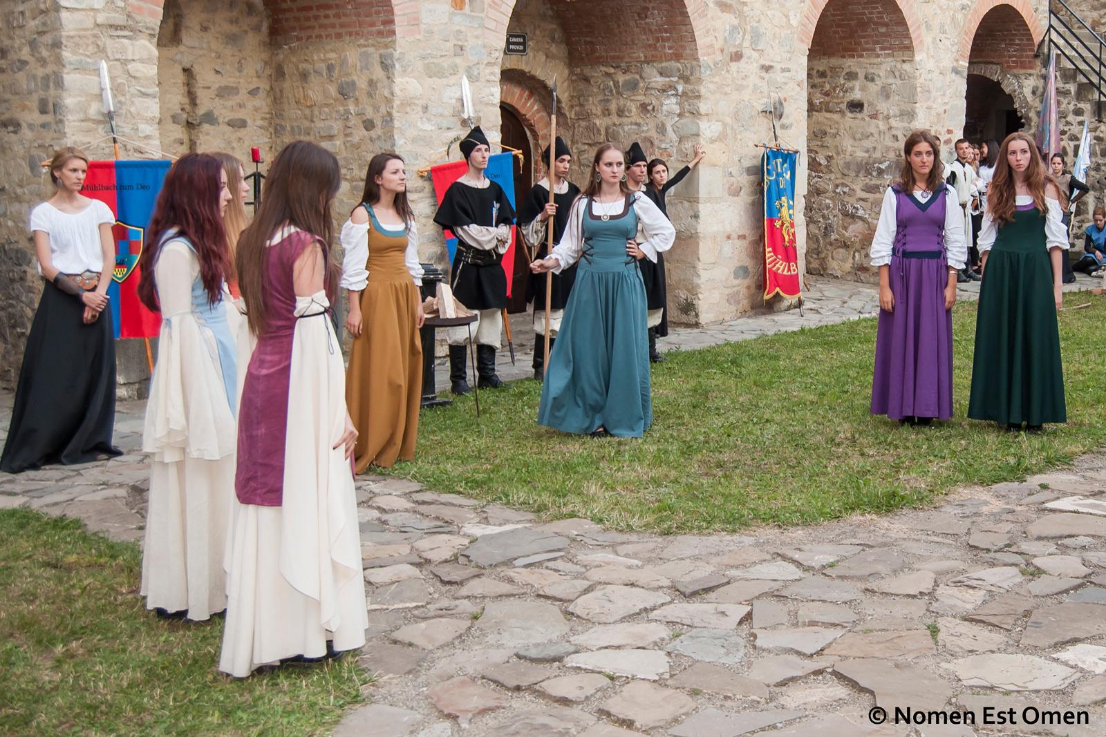 cetatea Neamtului -reenactment