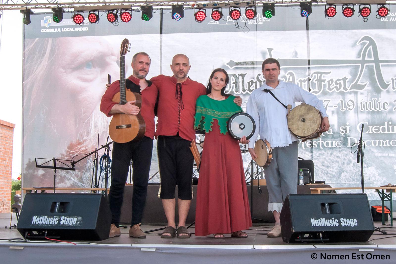 Ardud festival medieval