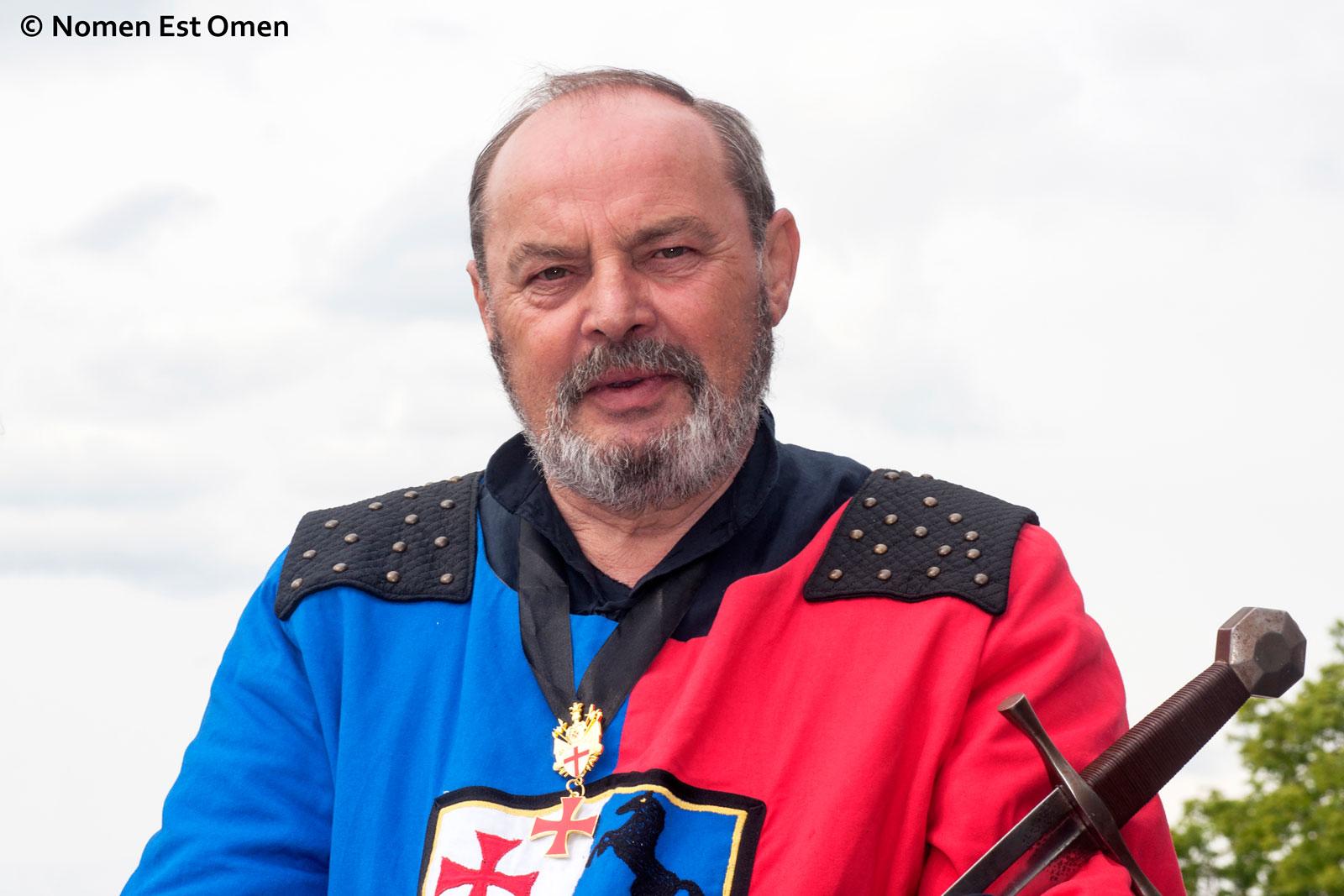 Cavalerul Daniel Tecău Ordinul Scutierilor de Mulbach