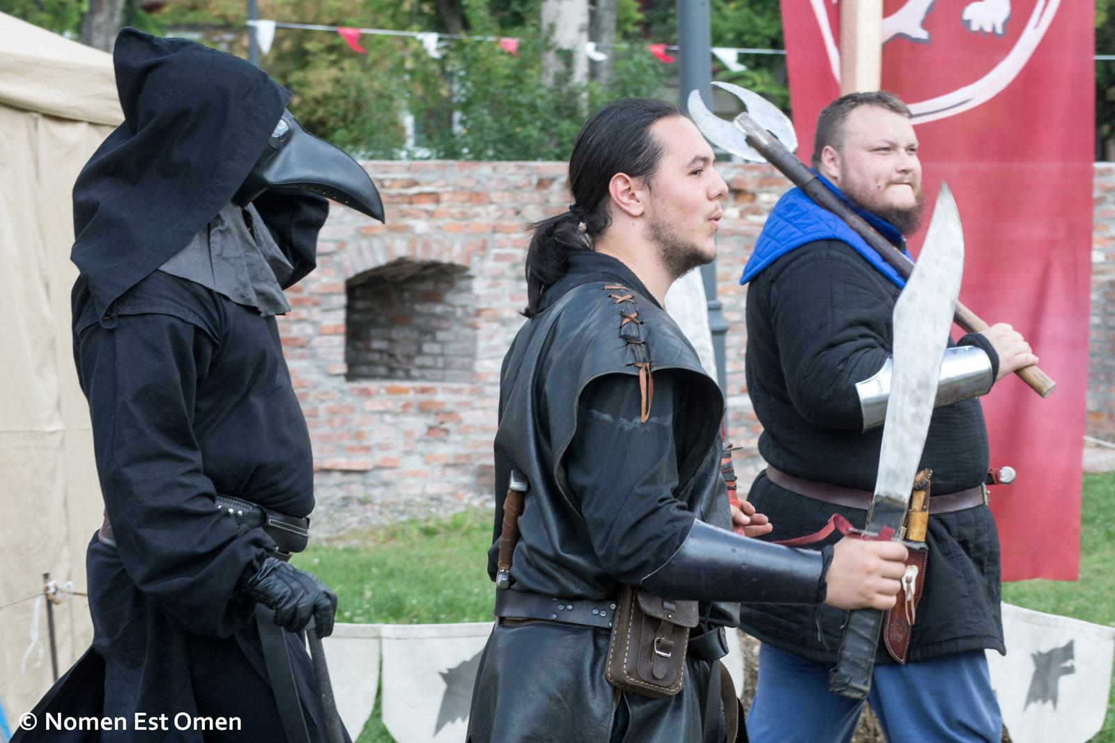 Arme si scuturi festivaluri medievale