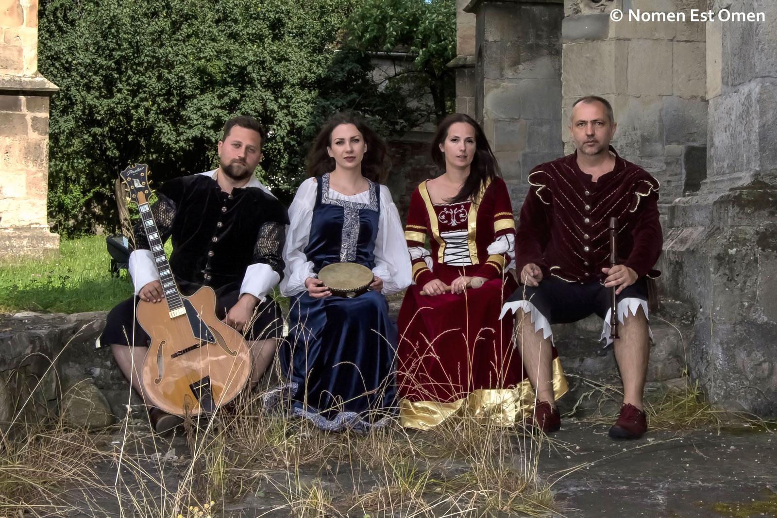 Spiritul muzicii medievale - Nomen Est Omen