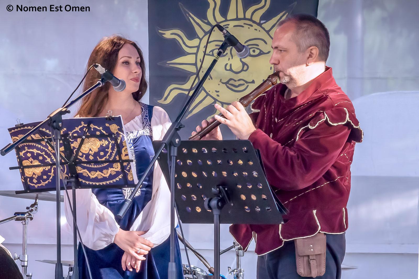 Alexandrina & Mihai la Sebeş (foto: Alexandru Toma)