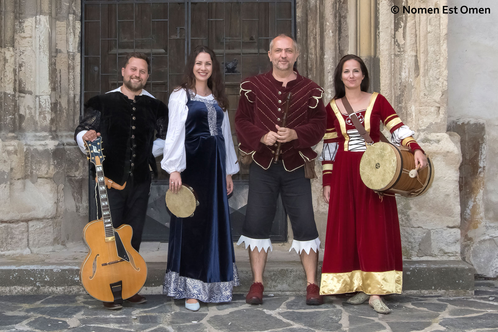 Bucuria muzicii medievale