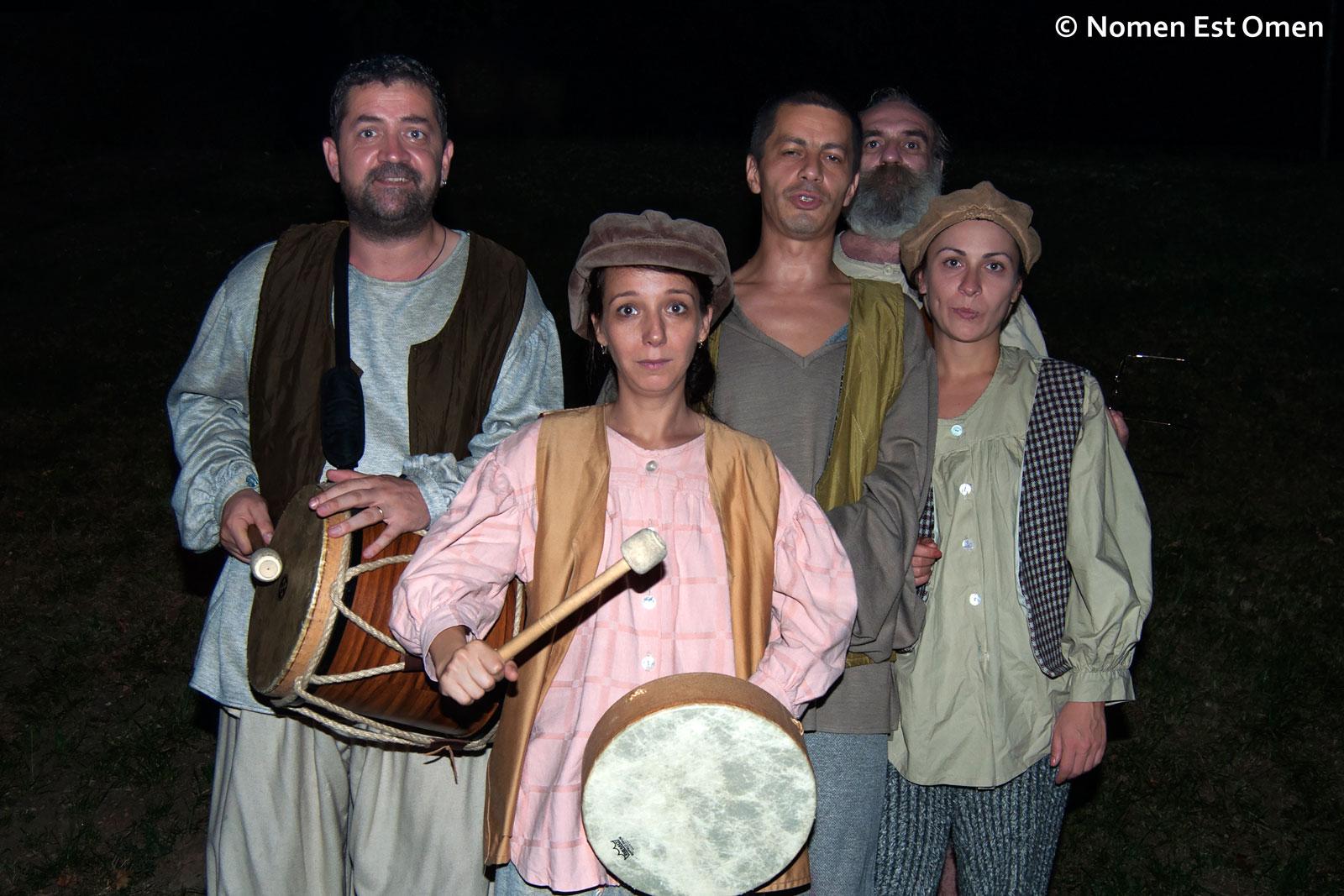 Actorii de la Teatrul Tony Bulandra