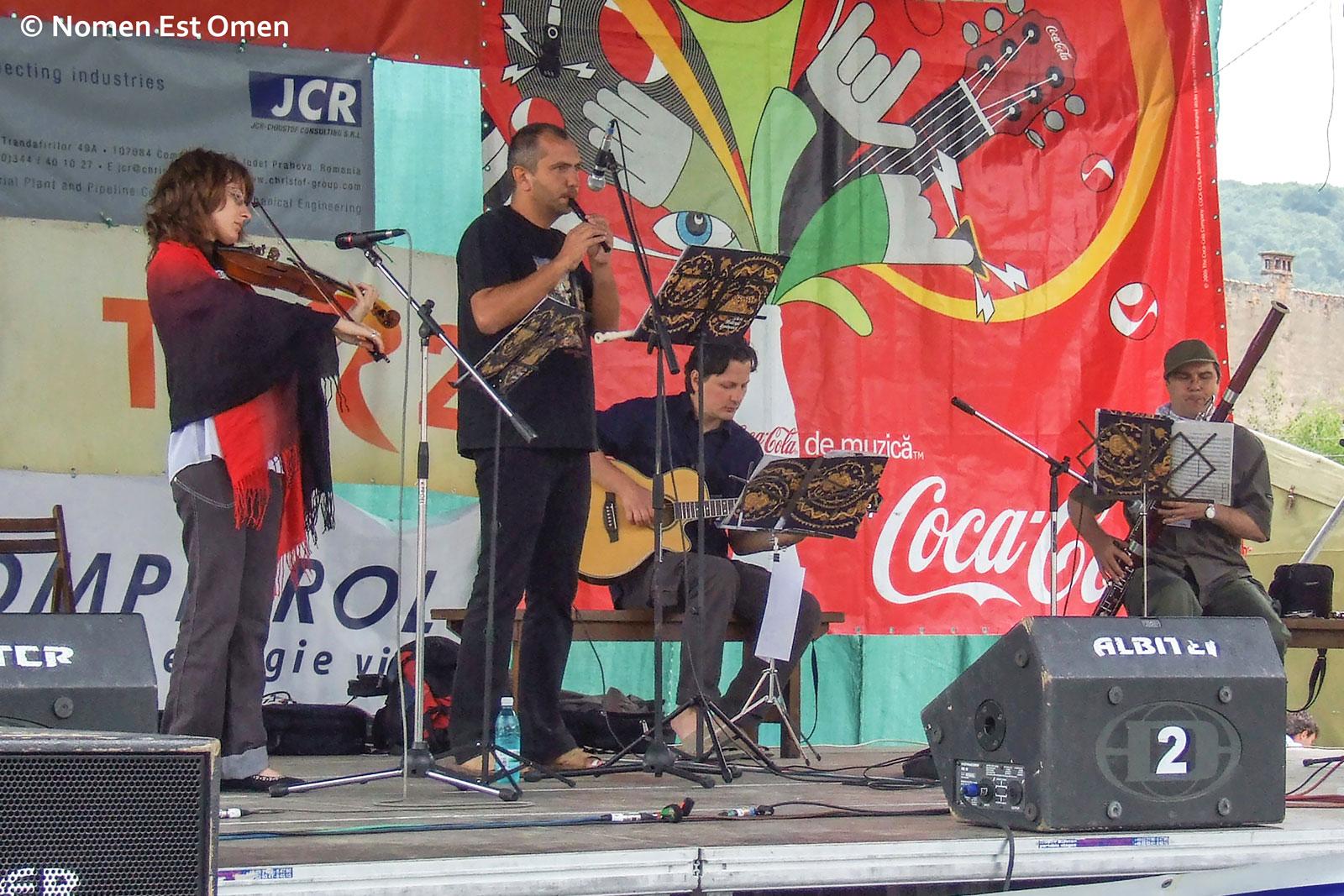 Nomen Est Omen 2008
