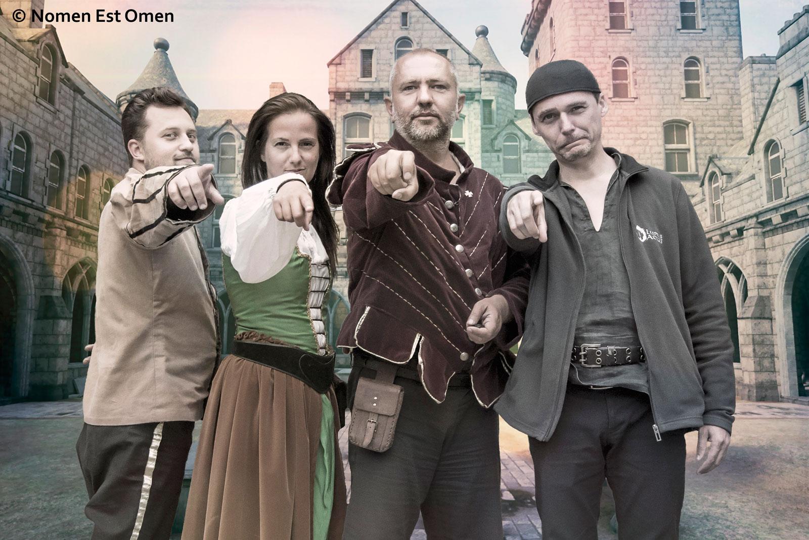 Nomen Est Omen-festival medieval