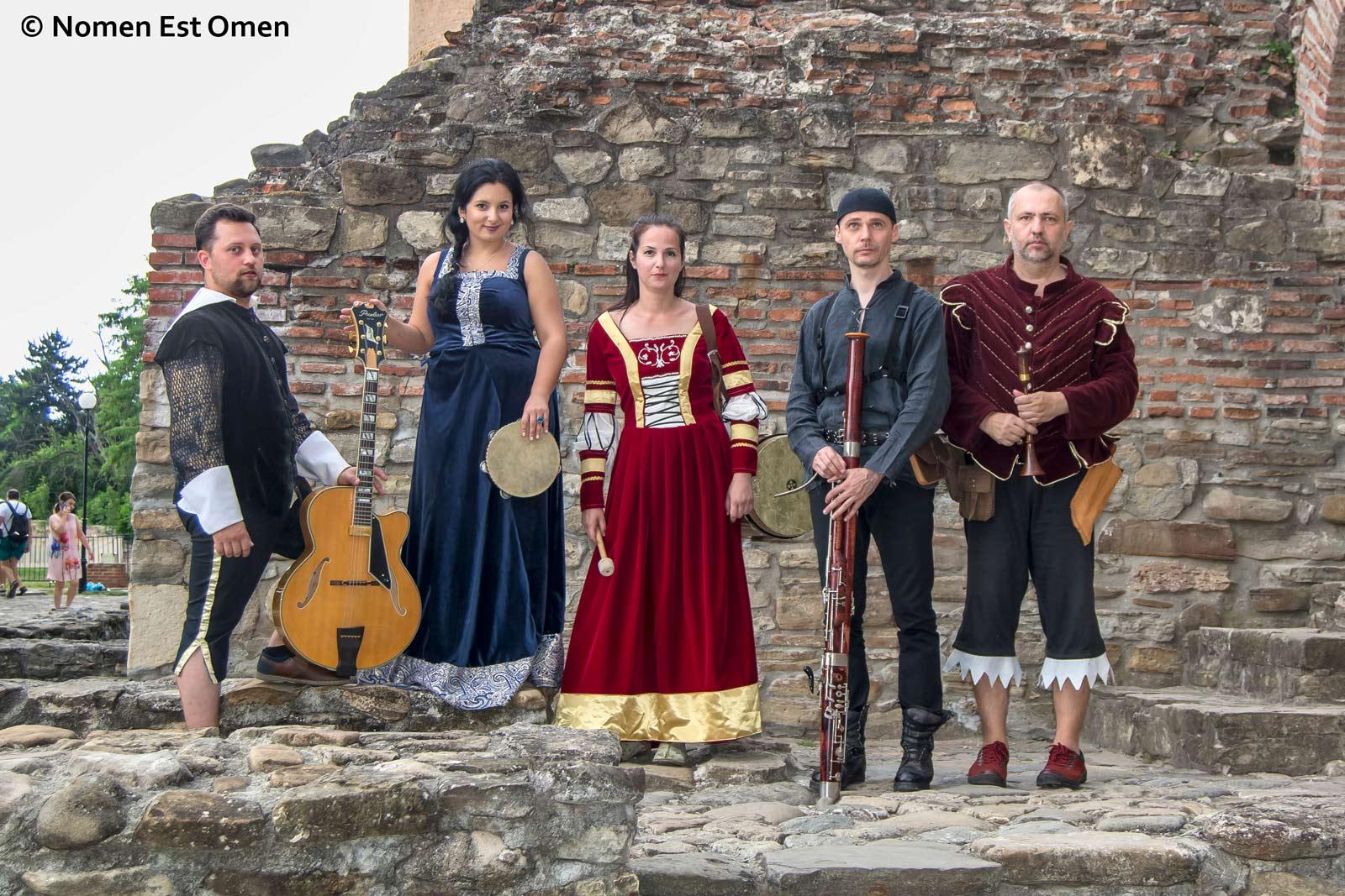 Nomen Est Omen - Muzica medievala si renascentista